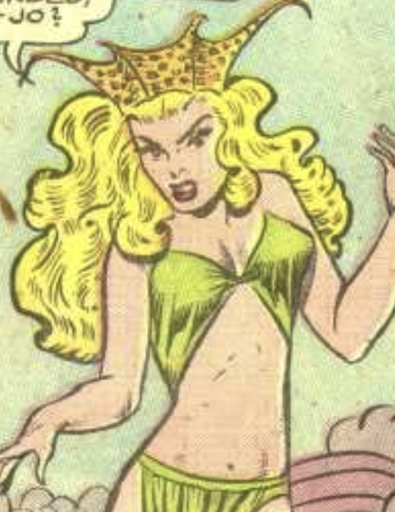 Learda (Jo-Jo Comics)