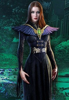 Abigail (Witches' Legacy: The Ties That Bind)