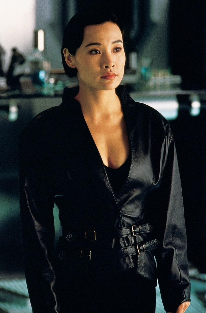 Dr. Ilsa Hayden (Judge Dredd)