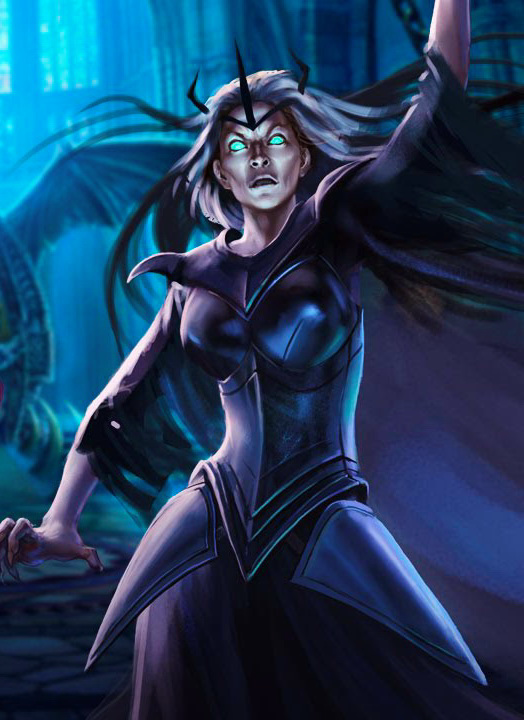 Thetis (Witches' Legacy: Slumbering Darkness)