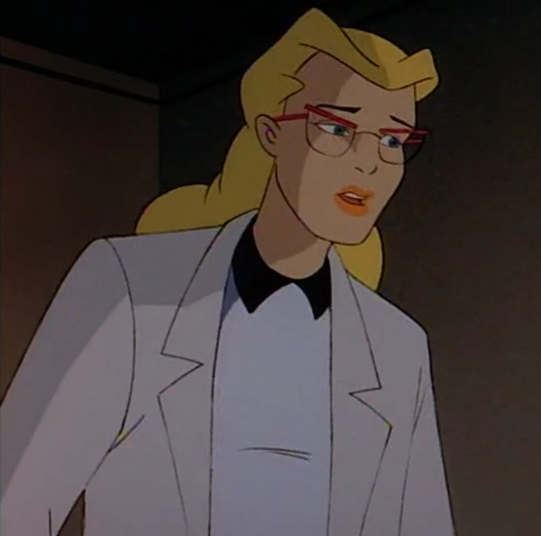 CEDJunior/Francine Langstrom (Batman: The Animated Series)