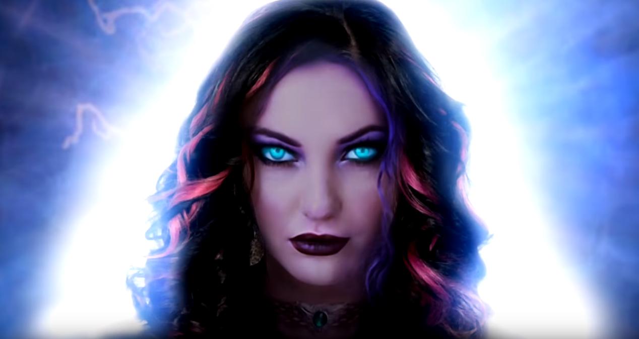 Sorceress (The Hidden World)