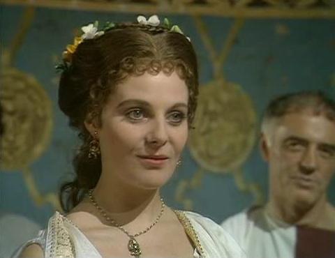 Oscar William-Smith/Messalina (I, Claudius)