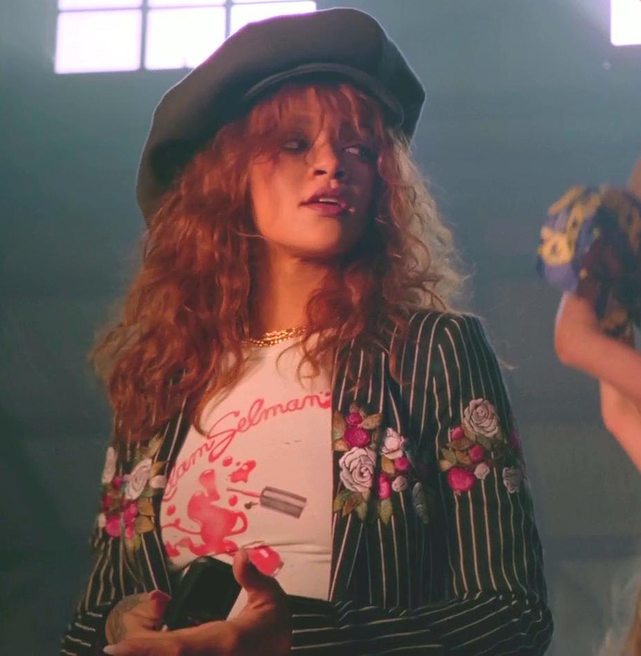 Rihanna and Her Henchwomen (Bitch Better Have My Money)