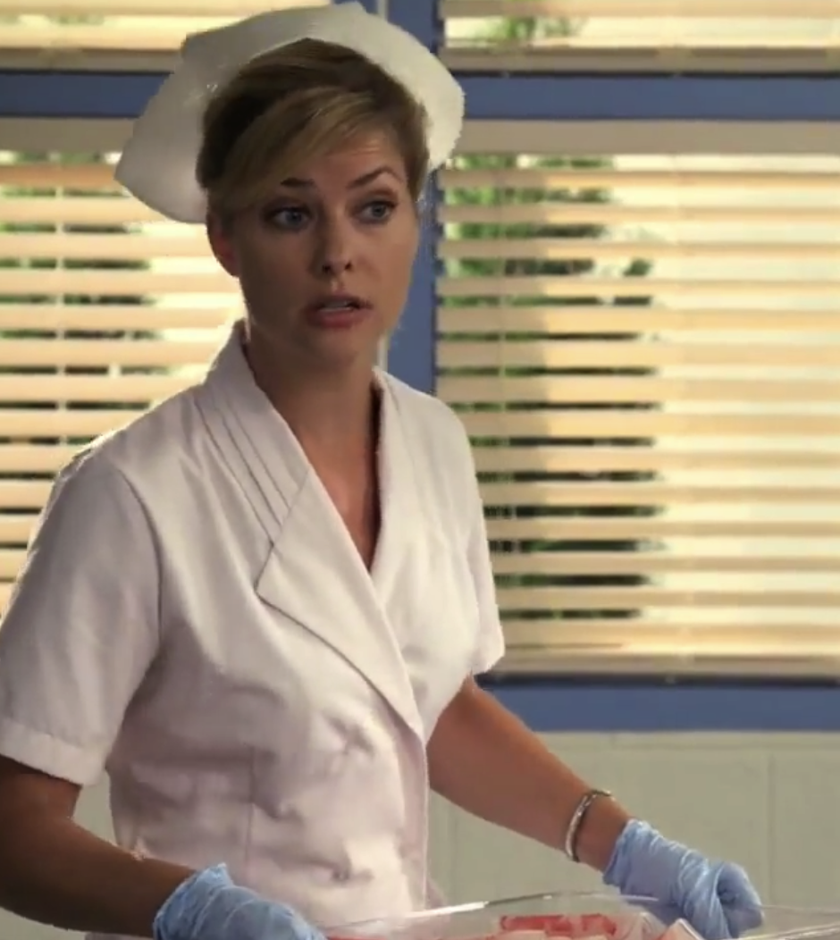 Older Nurse (My Babysitter's a Vampire)