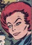 Raven Red as she appears in Menace of the feathered warriors