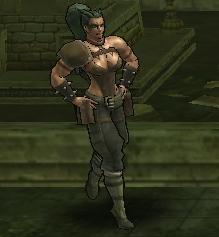 TomboyTsuka/Sentinel Amazonesses (Fighters Club)