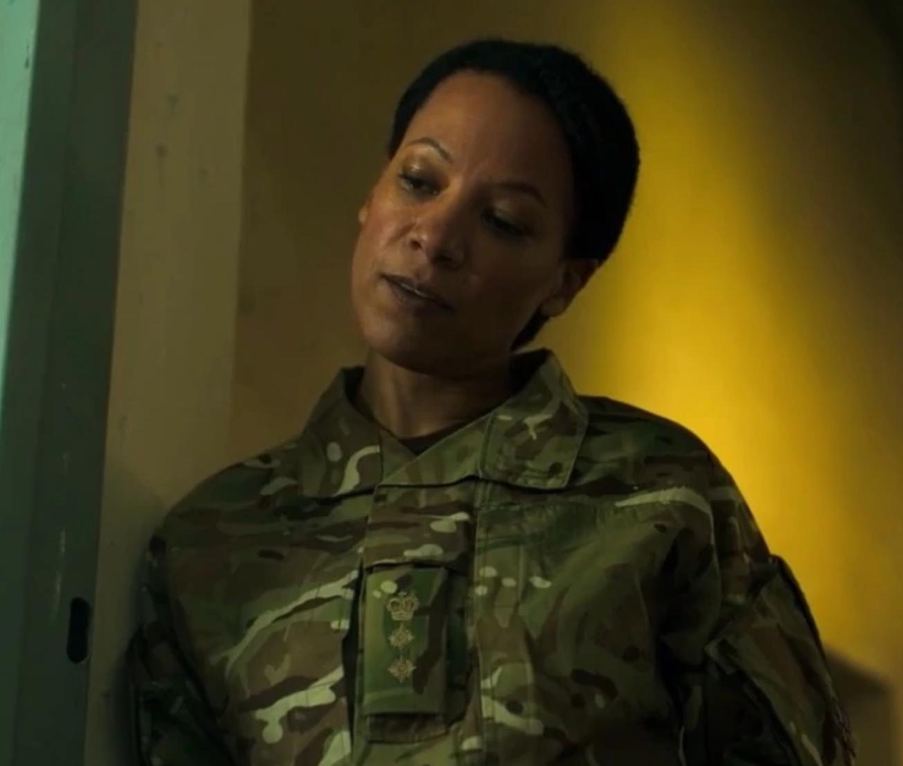 Col. Adeena Donovan (Strike Back: Retribution)
