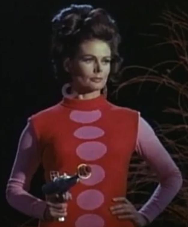 Doalfe/Nancy Pi Squared (Lost in Space)