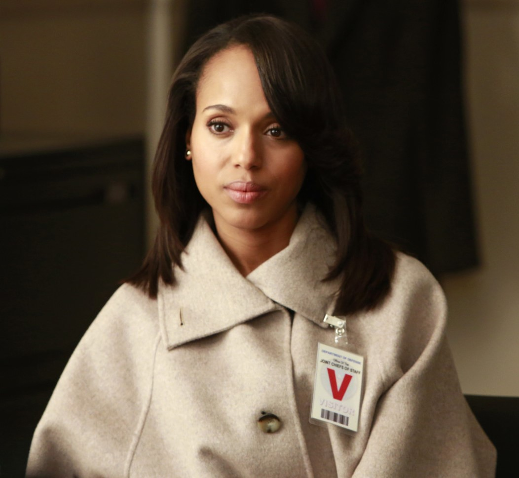 CEDJunior/Olivia Pope (Scandal)