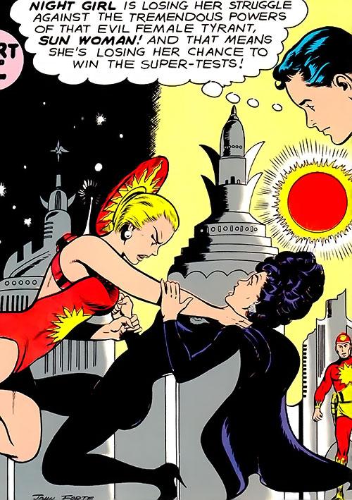 Sun Woman (Legion of Super-Heroes)