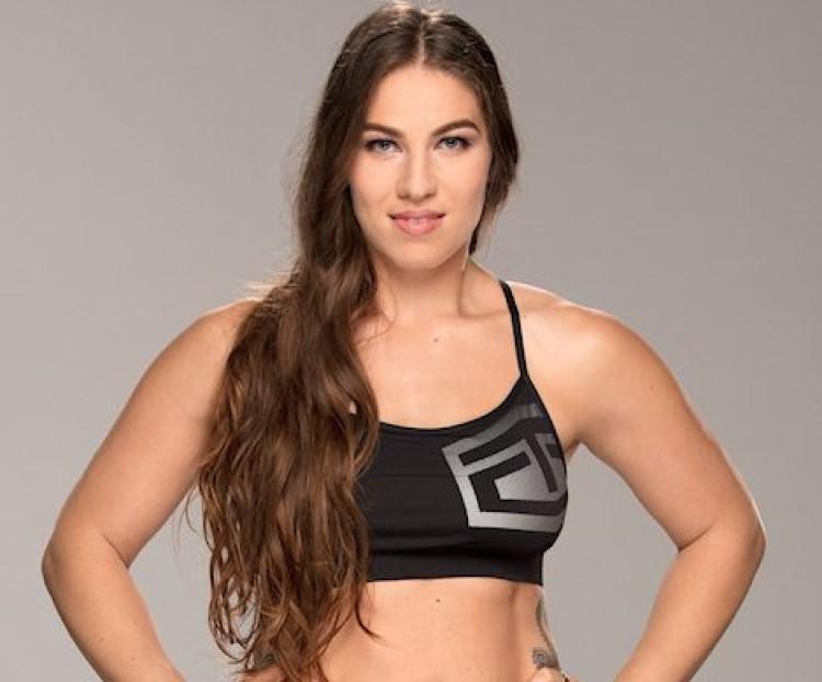 Marina Shafir (WWE)
