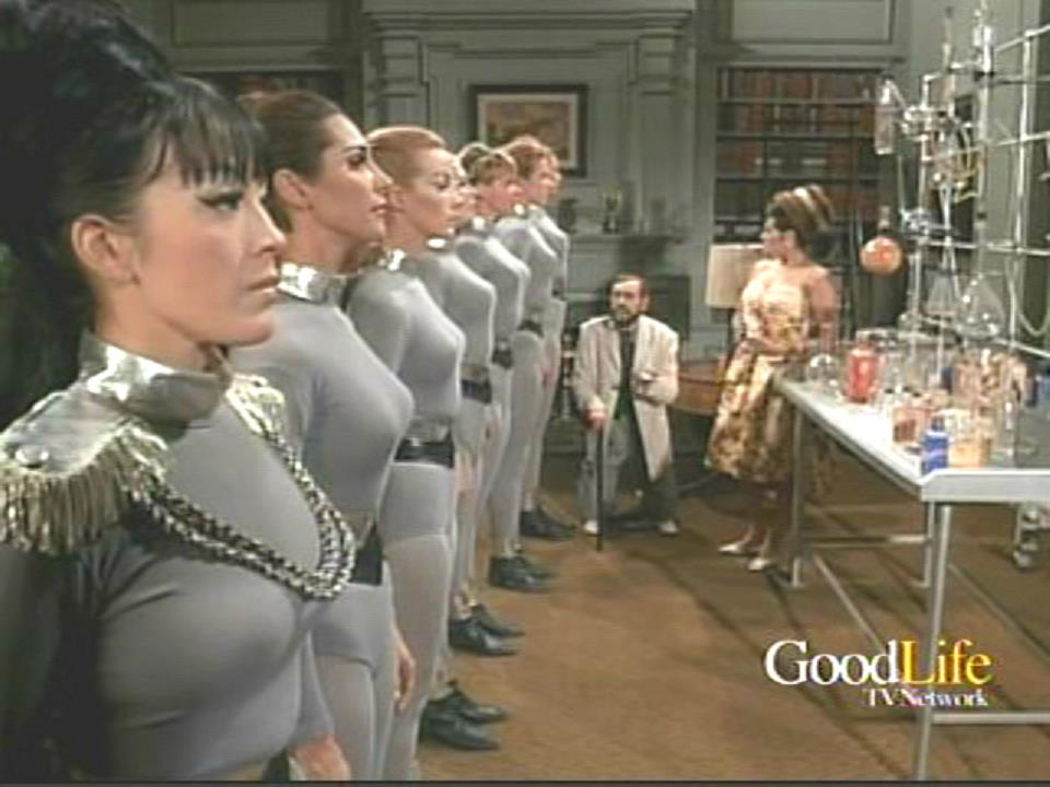 Toulouse Elite Guards (The Girl from UNCLE)