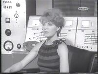 The Art inc receptionist (Yolande Turner)