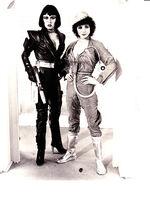 Kate Ferguson and Ava Cadell