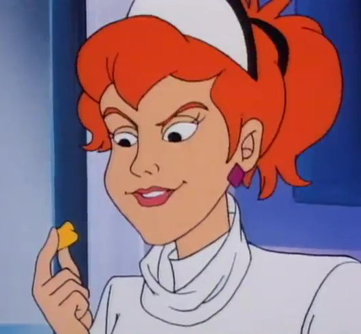 Mystopholes' Assistant (Police Academy: The Animated Series)