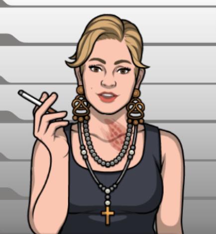 Ellie Argent (Criminal Case)