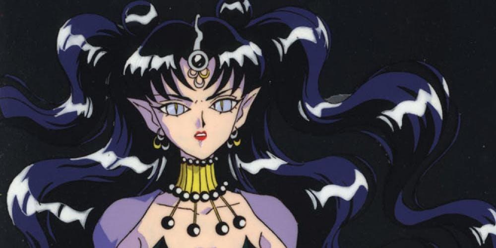 Queen Nehelenia (Sailor Moon Super S)