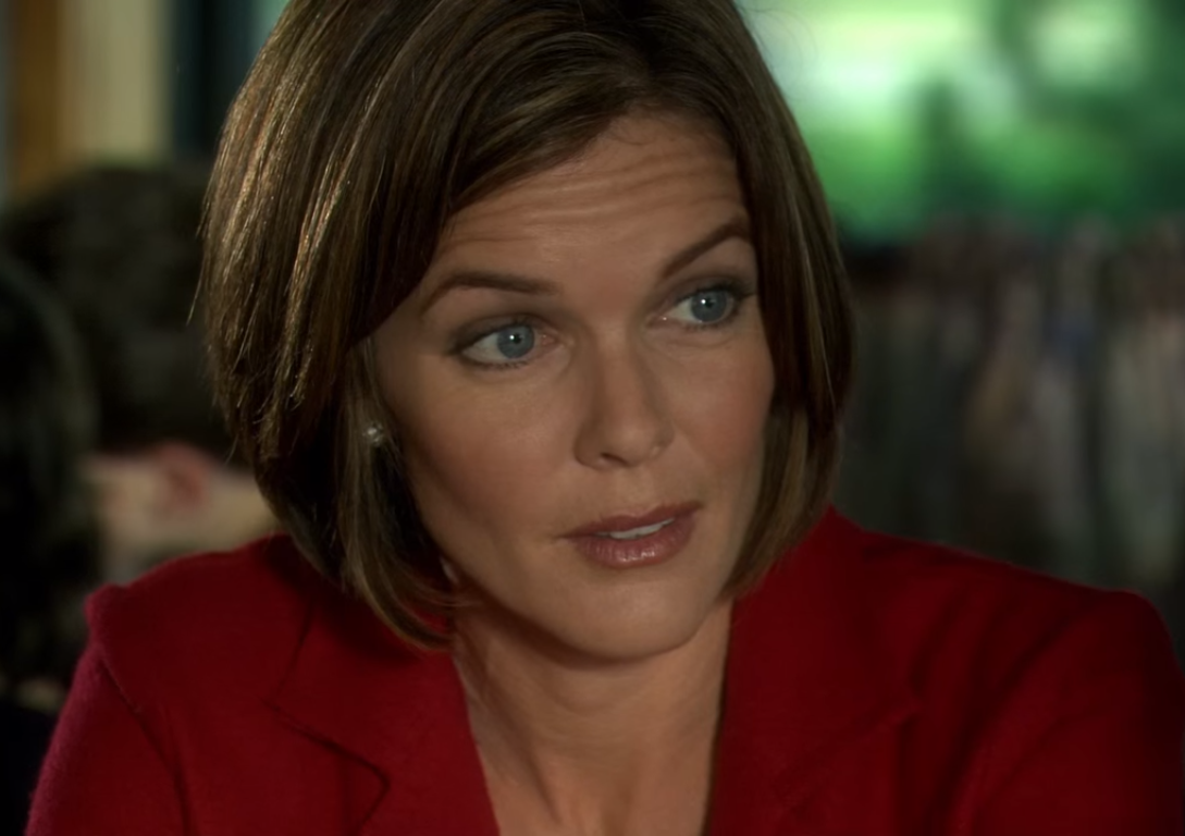 Claire Baldwin (Framed For Murder)