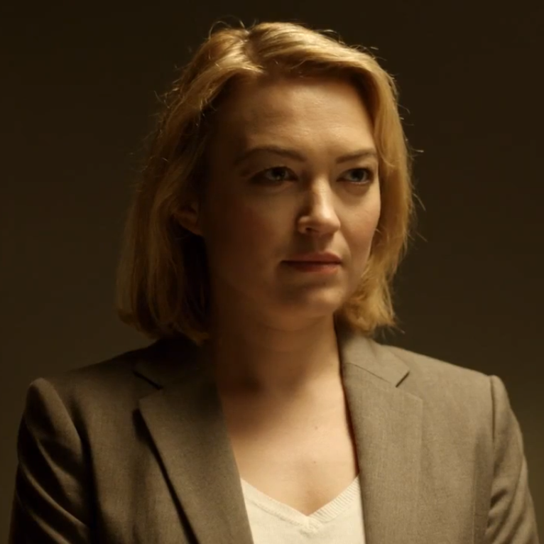 Dr. Anna Clarke (Crossing Lines)