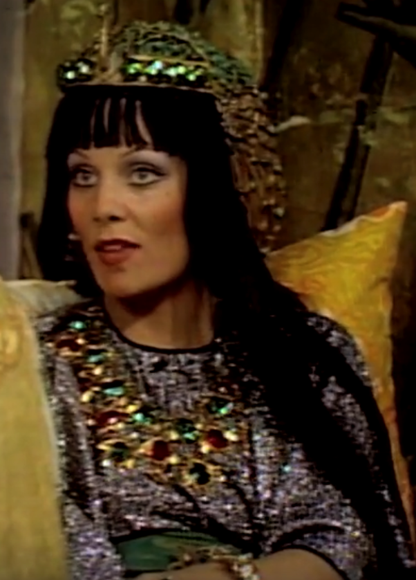 Princess Cleopatra (Electra Woman and Dyna Girl)