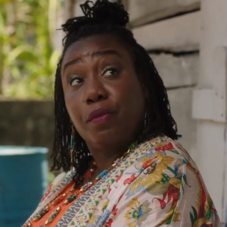 Butterfly Brown (Death in Paradise)
