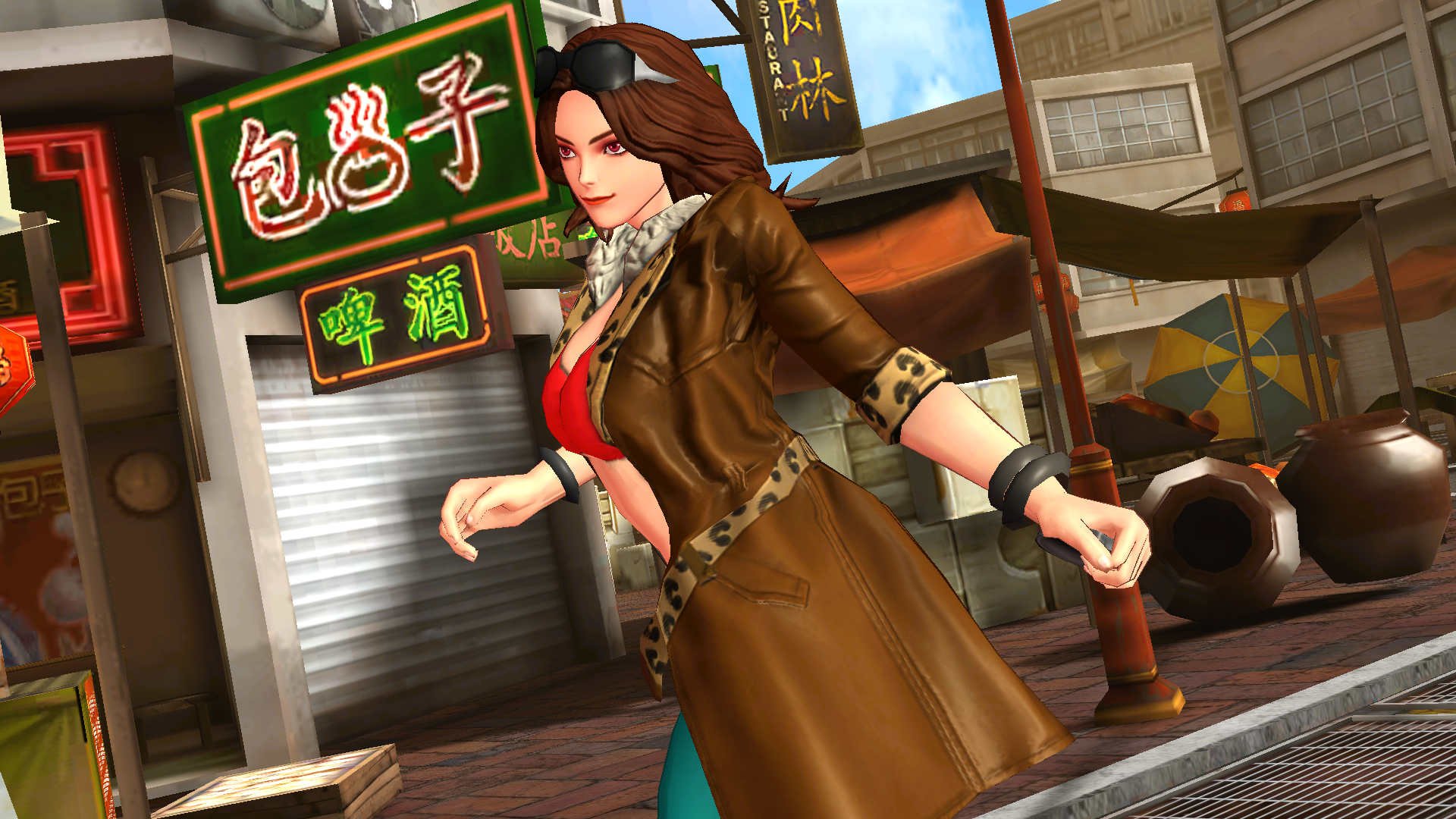 Danper (The King of Fighters: All-Stars)