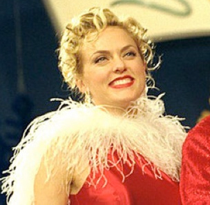 Heidi Gardelle (Mr. St. Nick)