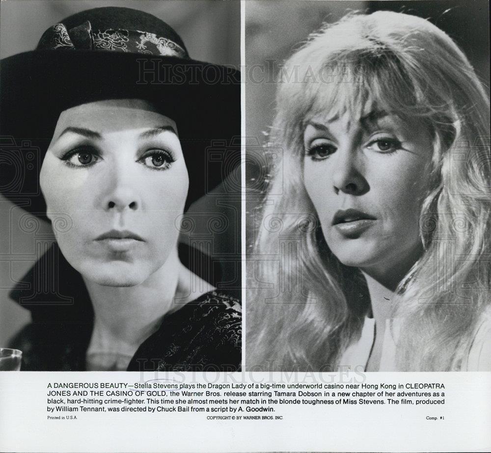 Bianca Javin (Cleopatra Jones And The Casino Of Gold)