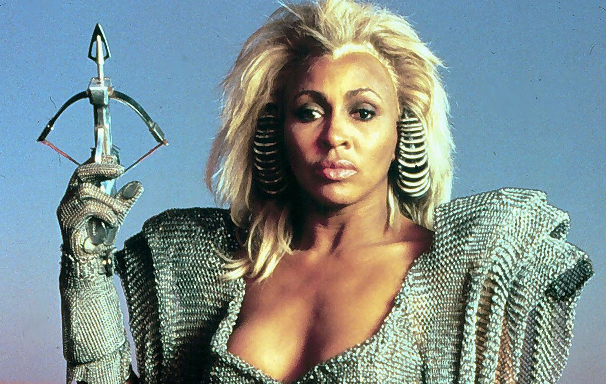 Aunty Entity (Mad Max Beyond Thunderdome)