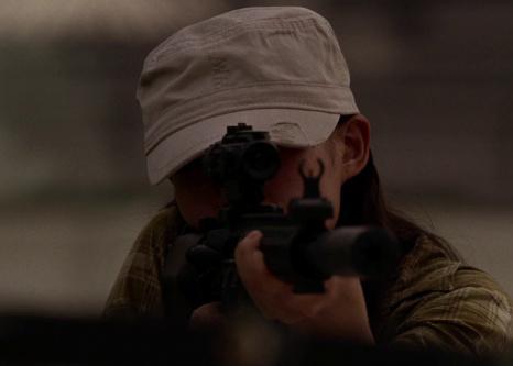 Female KUF Sniper (Olympus Has Fallen)