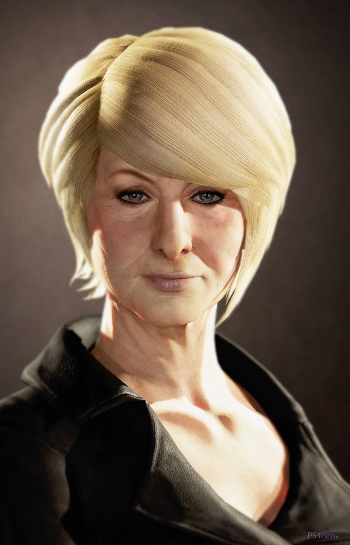 Katherine Marlowe (Uncharted 3: Drake's Deception)