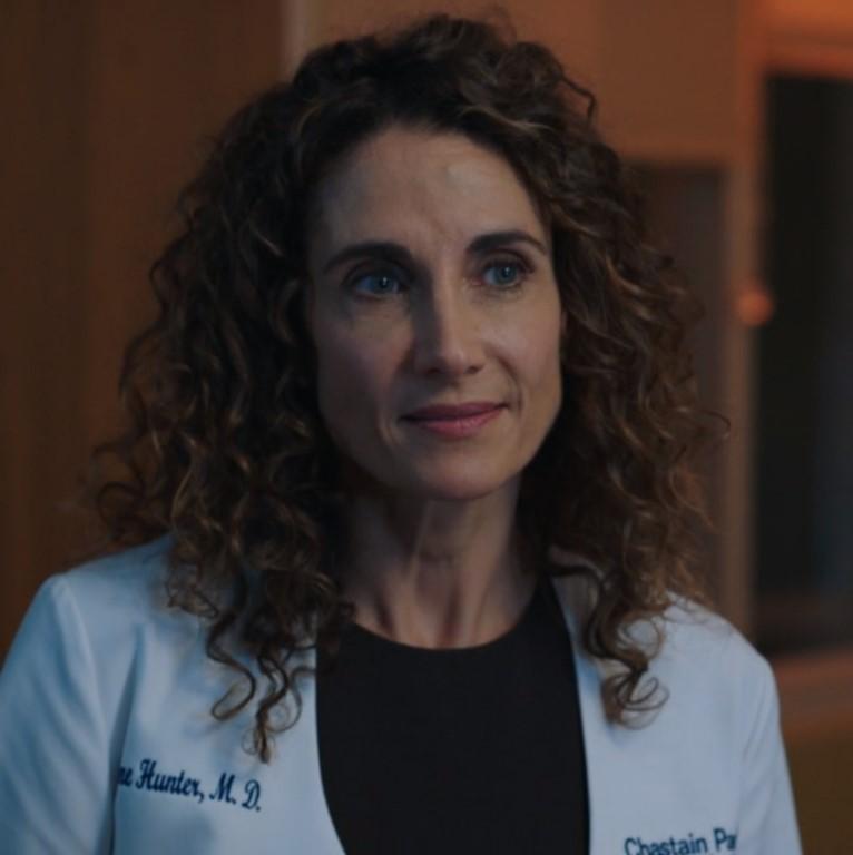 Dr. Lane Hunter (The Resident)