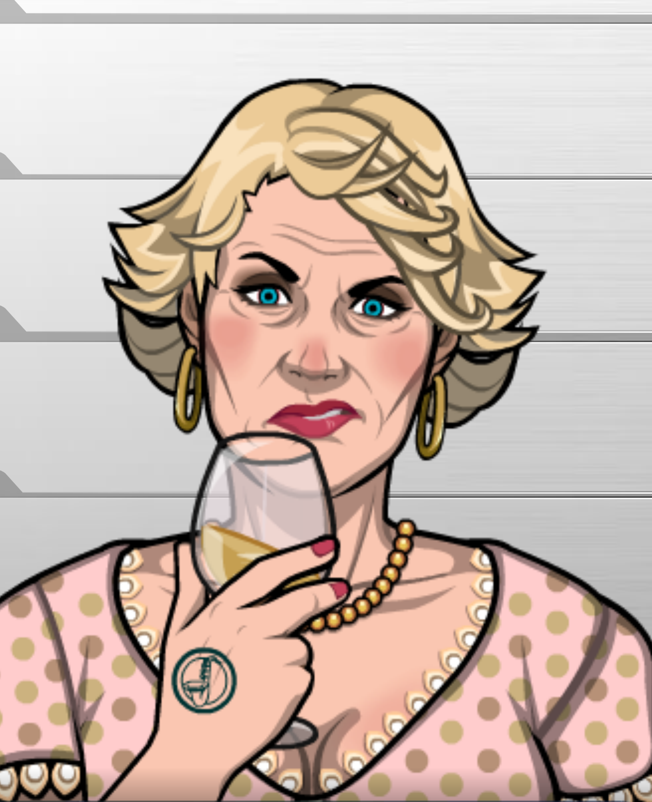 Linda Buttons (Criminal Case)