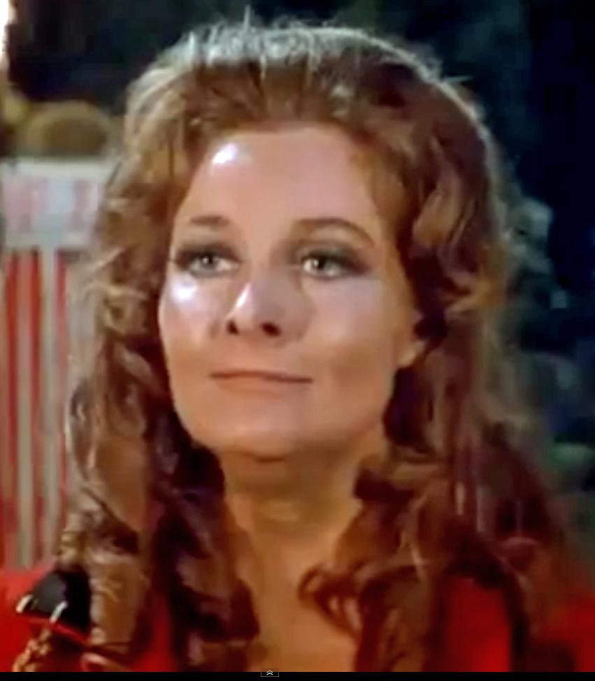 Gypsy Woman (Vampire Circus)