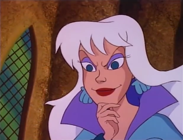 Cassandra (The Little Mermaid)