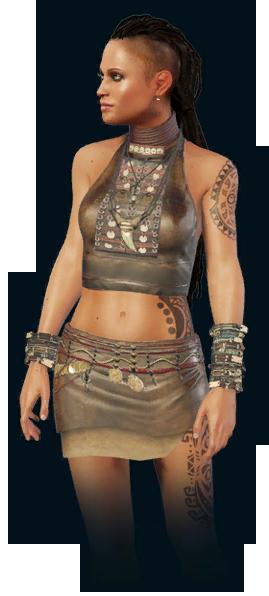 Citra Talugmai (Far Cry 3)