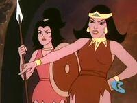 Thera Amazon Warriors Fangface Begone You Amazon 15