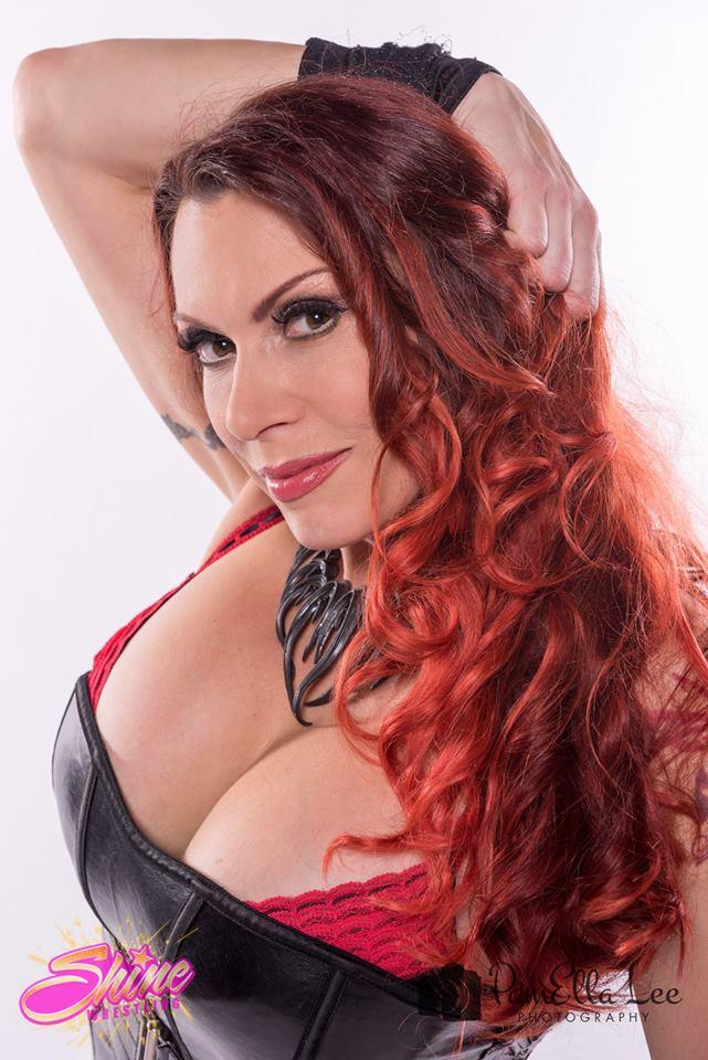 April Hunter (Shine Wrestling)
