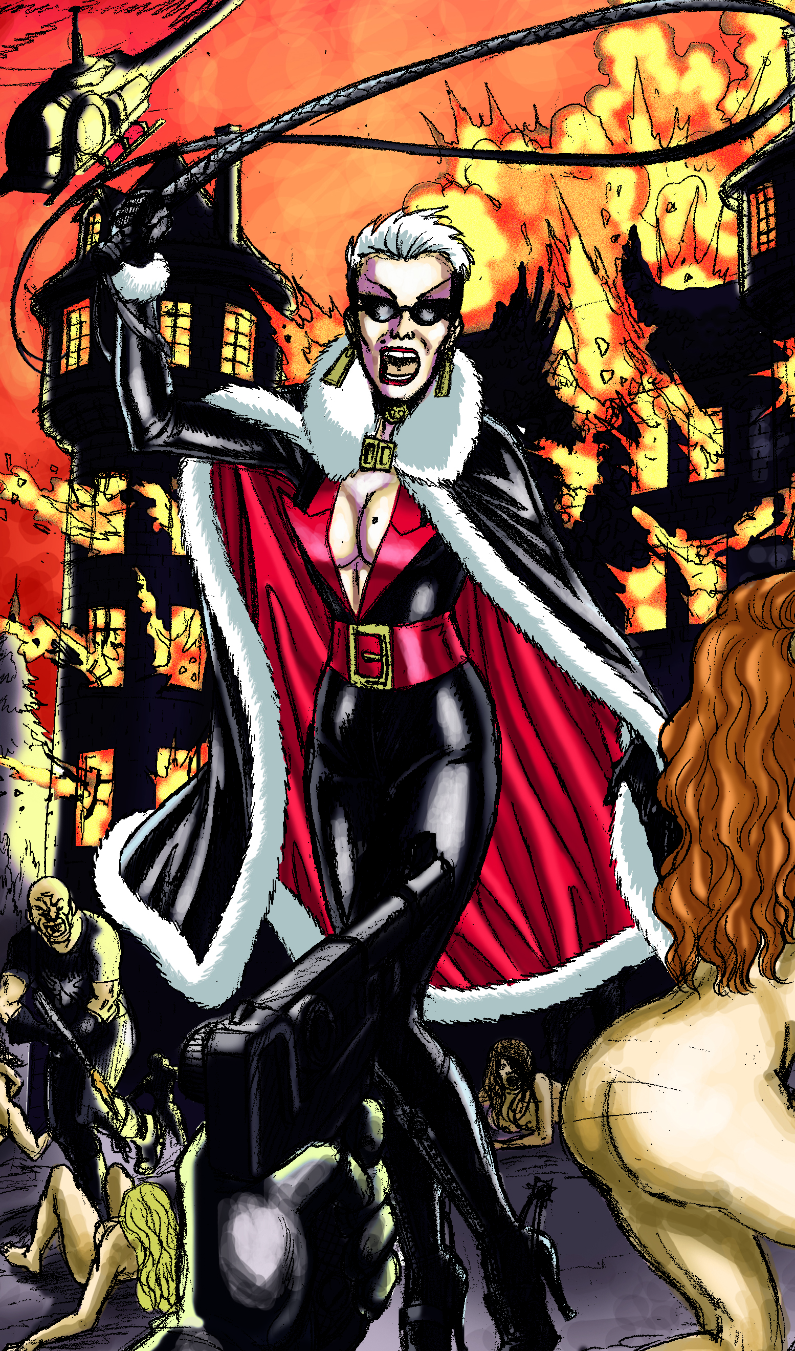 Countess Tarantula (Countess Tarantula)