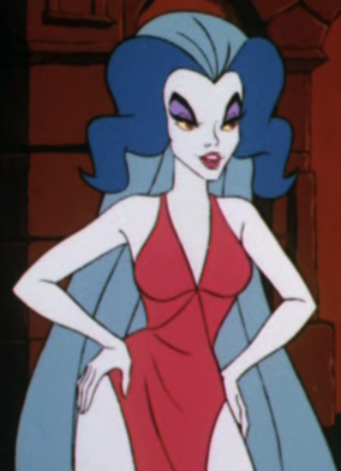 Apparitia (Filmation's Ghostbusters)