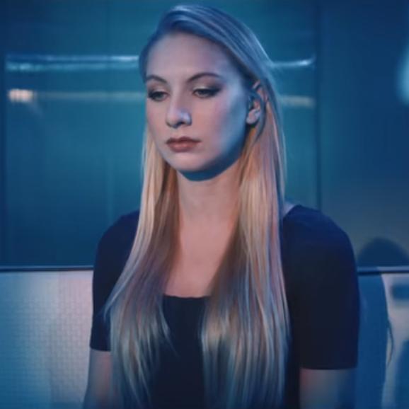 Blonde Serial Killer (Not Just Breathing)