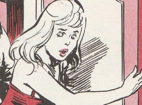 Blonde Casino Thief (Rubberman)