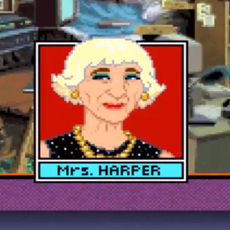 Linda Harper (Eagle Eye Mysteries)