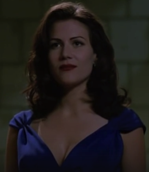 Eve Flowers (Roswell: The Aliens Attack)