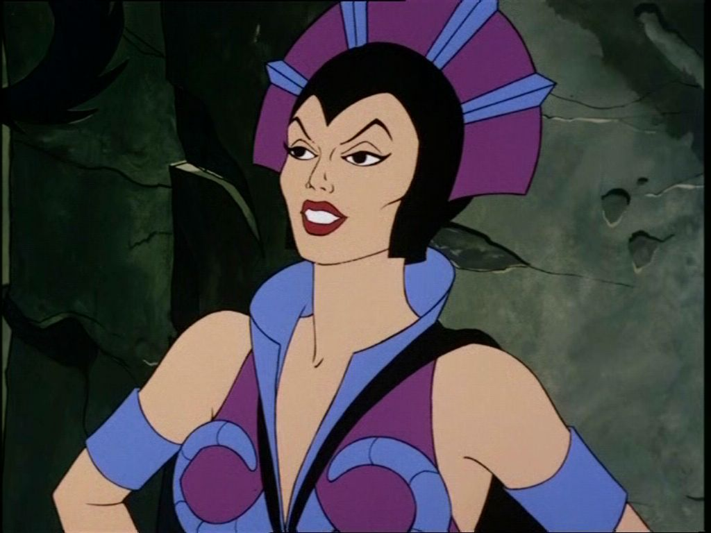 Evil-Lyn (He-Man and the Masters of the Universe)