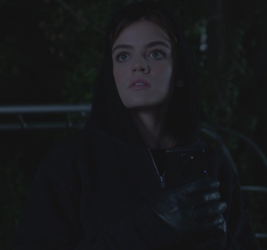 CEDJunior/Aria Montgomery (Pretty Little Liars)