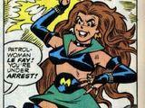 Morgan le Fay (Jughead's Time Police)