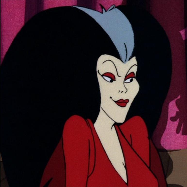 Queen Morbidia (The 13 Ghosts of Scooby Doo)