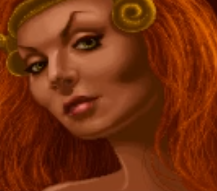 Jana (Lands of Lore: The Throne of Chaos)
